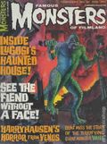 Famous Monsters of Filmland (1958) Magazine 37