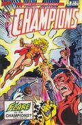 Champions (1987 Hero) 3