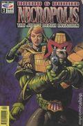 Judge Dredd Necropolis (1992) 3