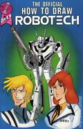 Official How to Draw Robotech (1987) 3