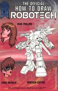 Official How to Draw Robotech (1987) 7