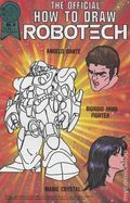 Official How to Draw Robotech (1987) 8