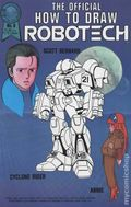 Official How to Draw Robotech (1987) 9
