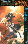 Warrior Nun Areala vs. Razor (1996) 1C