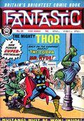 Fantastic (1967) Marvel UK 28