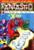 Fantastic (1967) Marvel UK 35