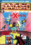 Fantastic (1967) Marvel UK 38