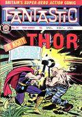 Fantastic (1967) Marvel UK 41