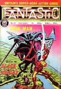 Fantastic (1967) Marvel UK 47