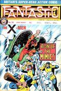 Fantastic (1967) Marvel UK 50
