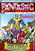 Fantastic (1967) Marvel UK 56