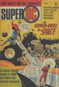 Super DC (1969 Top Sellers) UK Comic 9UK