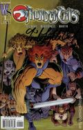 Thundercats (2002 2nd Series) 1B.DF.SIGNED