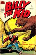 Billy the Kid Adventure Magazine (1950) 24