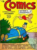 Comics, The (1937) 10