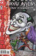 Batman Arkham Asylum Tales of Madness (1998) 1
