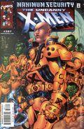 Uncanny X-Men (1963 1st Series) 387