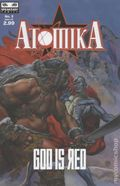 Atomika (2005 Speakeasy Comics) 3