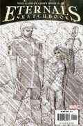 Eternals Sketchbook (2006) 1