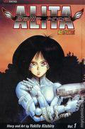 Battle Angel Alita TPB (2003-2005 Action Edition) 1-REP