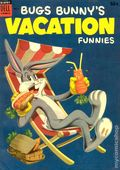 Dell Giant Bugs Bunny's Vacation Funnies (1951-1959 Dell) 4