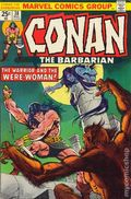 Conan the Barbarian (1970) UK Edition 38