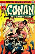 Conan the Barbarian (1970) UK Edition 44