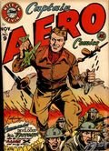 Captain Aero Comics Vol. 2 (1942) 9