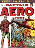 Captain Aero Comics Vol. 1 (1941) 2