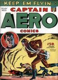 Captain Aero Comics Vol. 1 (1941) 5