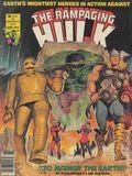 Rampaging Hulk (1977 Magazine) 9