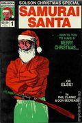 Solson Christmas Special (1986 Samurai Santa) 1