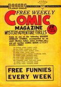 Weekly Comic Magazine (1940) 3