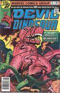 Devil Dinosaur (1978) 8