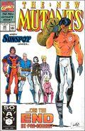 New Mutants (1983 1st Series) 99