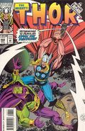 Thor (1962-1996 1st Series Journey Into Mystery) 466