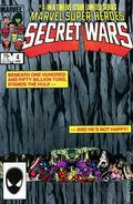 Marvel Super Heroes Secret Wars (1984) 4
