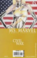 Ms. Marvel (2006 2nd Series) 6