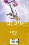 Ms. Marvel (2006 2nd Series) 8