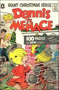 Dennis the Menace Giant Christmas Issue (Giants) 3