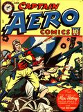 Captain Aero Comics (1941) Vol. 3 #15