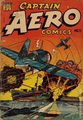 Captain Aero Comics (1941) Vol. 4 #23