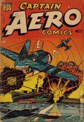 Captain Aero Comics Vol. 4 (1944) 23