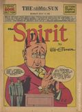Spirit Weekly Newspaper Comic (1940-1952) Jul 13 1941