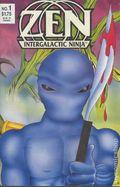 Zen Intergalactic Ninja (1987 Volume 1) 1