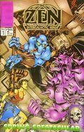 Zen Intergalactic Ninja Spring Spectacular (1994) 1