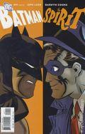 Batman The Spirit (2006) 1