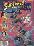Superman and Batman Magazine (1993) 6