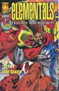 Elementals How the War Was Won (1996) 1