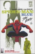 Spider-Man Blue (2002) 1DFSIGNED.B